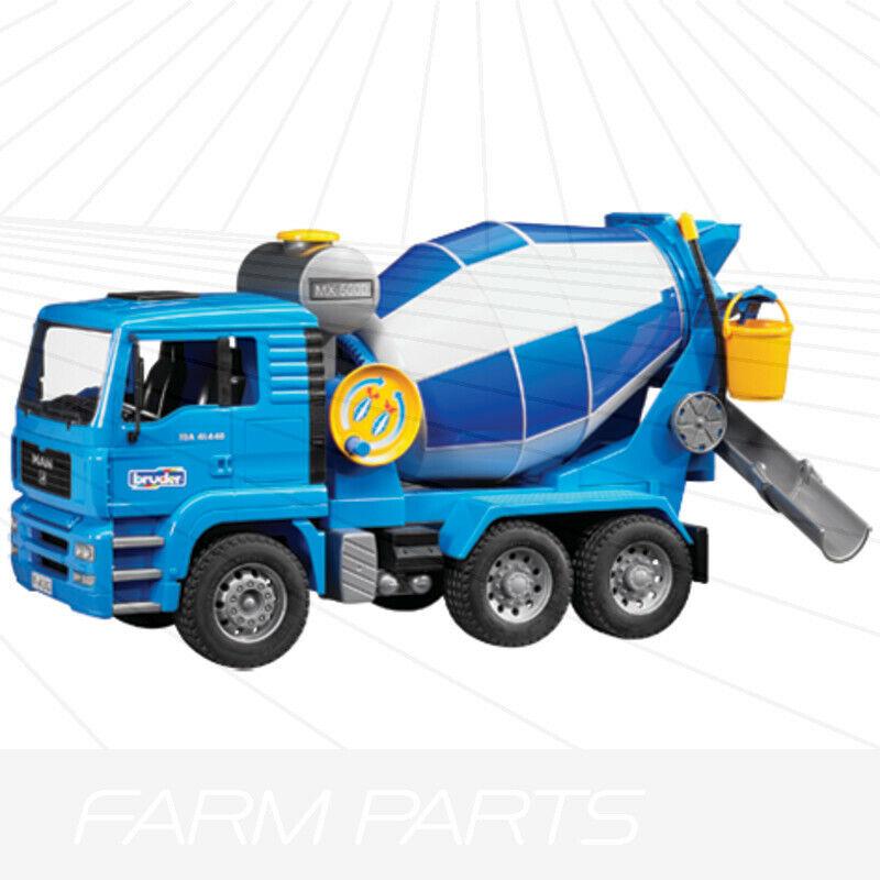 Bruder MAN TGA Cement Mixer 02744