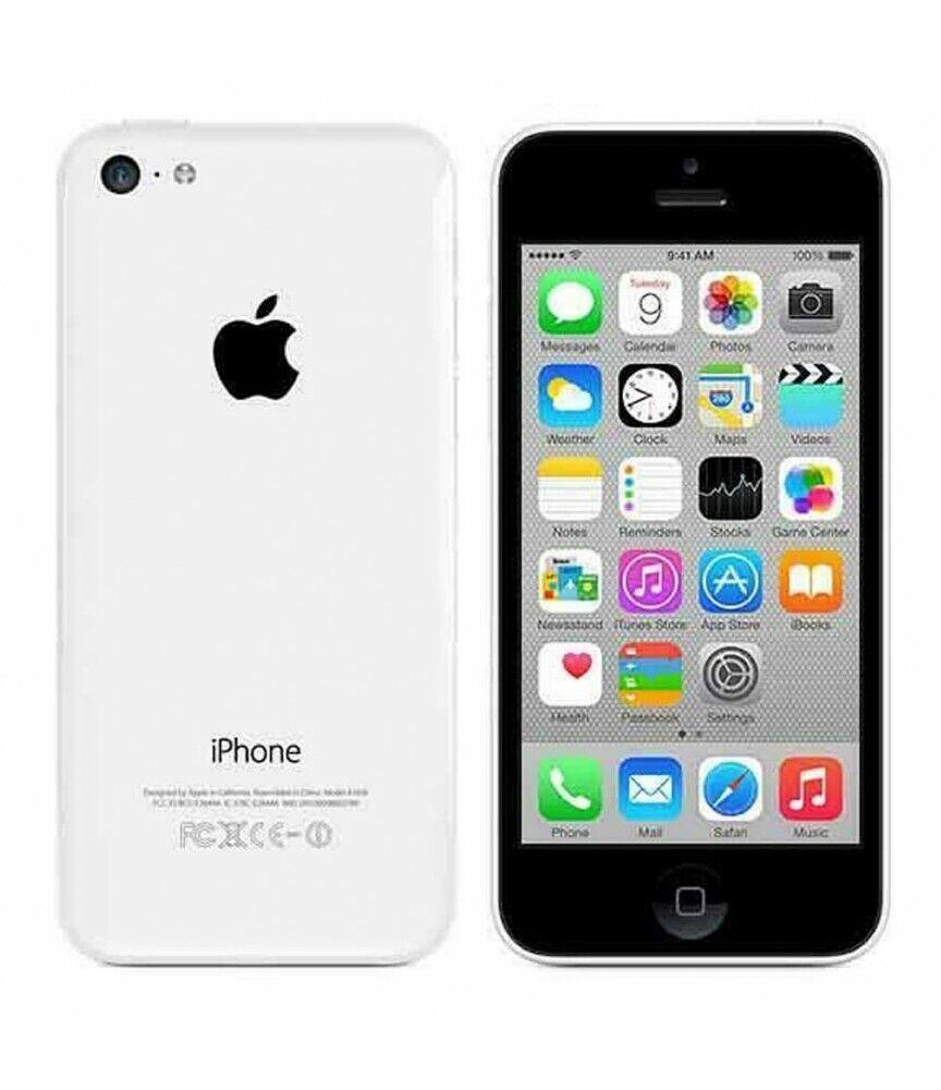 iPhone: IPHONE 5C RICONDIZIONATO 8GB BIANCO GRADO C USATO RIGENERATO