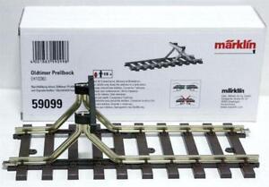 H1036 Märklin Oldtimer-Prellbock Spur 1 59099