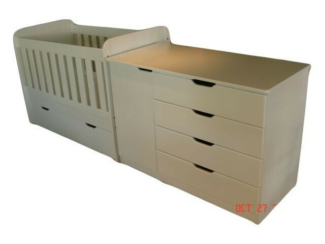 Cots, Compactums, Chest of Drawers, Toddler Beds - Cape Town