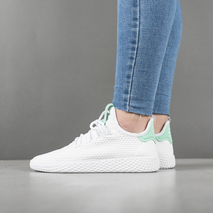 separation shoes 66739 94289 WOMEN S UNISEX SHOES SNEAKERS ADIDAS PHARRELL WILLIAMS WILLIAMS WILLIAMS  TENNIS HU  BY8717  1b2082