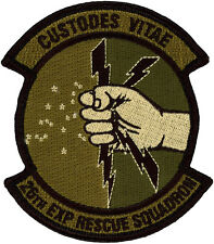 USAF 26th EXPEDITIONARY RESCUE SQUADRON PATCH - MULTICAM