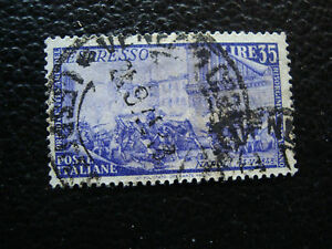 Italy-Stamp-Yvert-and-Tellier-Express-N-35-Obl-A20-Stamp-Italy-A