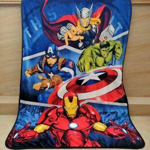 iron-man-the-hulk-fleece-Blankets-Throws-quilt-blanket-anime-117x152cm-new