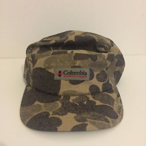 Image is loading Columbia-PNW-Sportsman-Hat-In-Crouton-Camo-Brand- 807deb42eafe