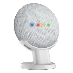 Smart-Speaker-Pedestal-Stand-For-Google-Home-Mini-Google-Nest-Mini-White