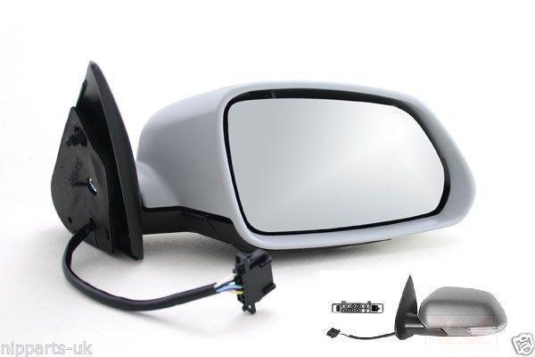Skoda Octavia 2004-2009 Wing Door Mirror Indicator Right Drivers Side O//S