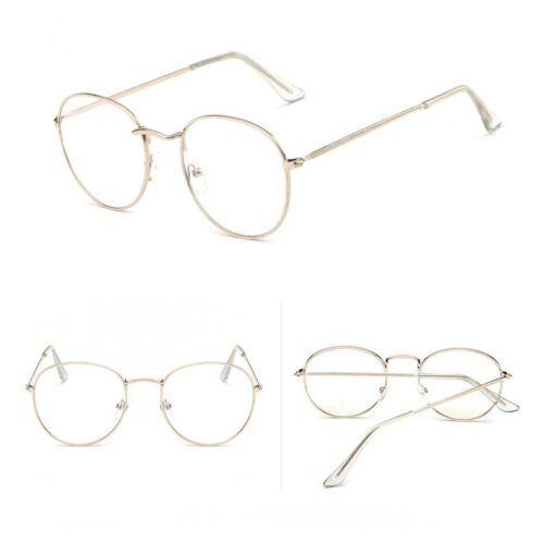 Rétro rond ovale John Lennon Lunettes de soleil petite lentille Fashion Shades