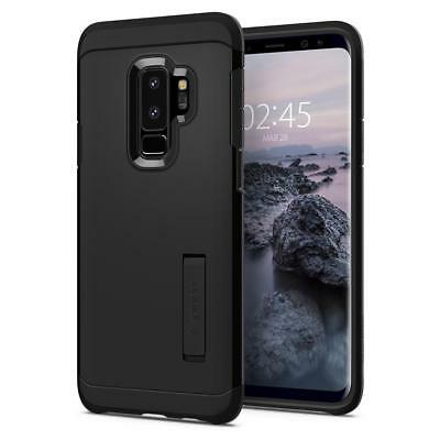 Galaxy S9 Plus S9 Case Genuine SPIGEN Tough Armor Shockproof Cover for Samsung