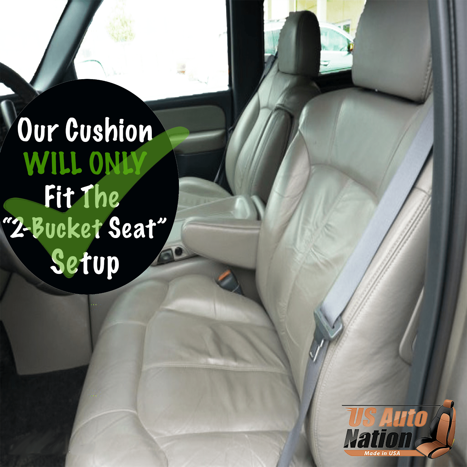 50//50 00-02 Chevy Tahoe Suburban LT LS Z71-Driver Side Bottom Seat Foam Cushion