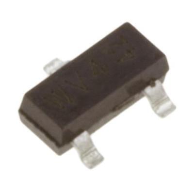 50x BAT54.215 Diode Gleichrichterdiode Schottky SMD 30V 200mA SOT23