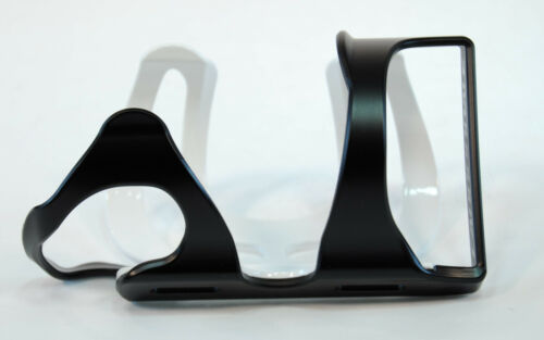 Cannondale SSL Nylon Bicycle Water Bottle Cage White//Black Left Opening