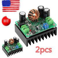 2boost Dc-dc Converter Power Supply Step-up Module 12v-60v To 12v-80v 600w 10a E