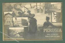 Umbria. PERUGIA. Mostra di Antica Arte Umbra. Aprile - Ottobre 1907...