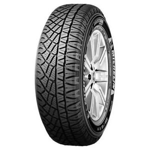 Details About Tyre Latitude Cross M S 7 50 R16 112s Michelin