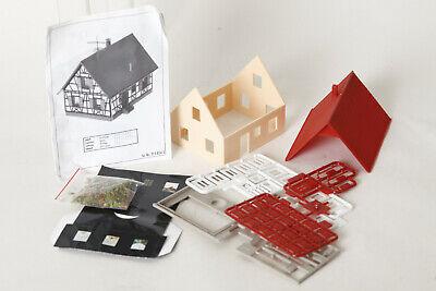 Faller H0 130221 Unifamiliare Kit Con Istruzioni (112576)-s Bausatz Mit Anleitung (112576) It-it Mostra Il Titolo Originale I Prodotti Sono Venduti Senza Limitazioni