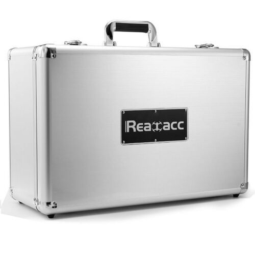 Realacc Aluminum Suitcase Carry Bag Storage Box Case For DJI Phan 4 & 4 Pro
