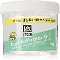 Long Aid Extra Dry Curl Activator Gel 32 Oz (pack Of 7) on sale