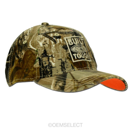 """Orange  Hat NEW OEM /""""Built Ford Tough/"""" Realtree Camo Genuine Ford ONE SIZE"""
