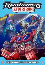 TRANSFORMERS CYBERTRON: COMPLETE SERIES - DVD - Region 1 Sealed