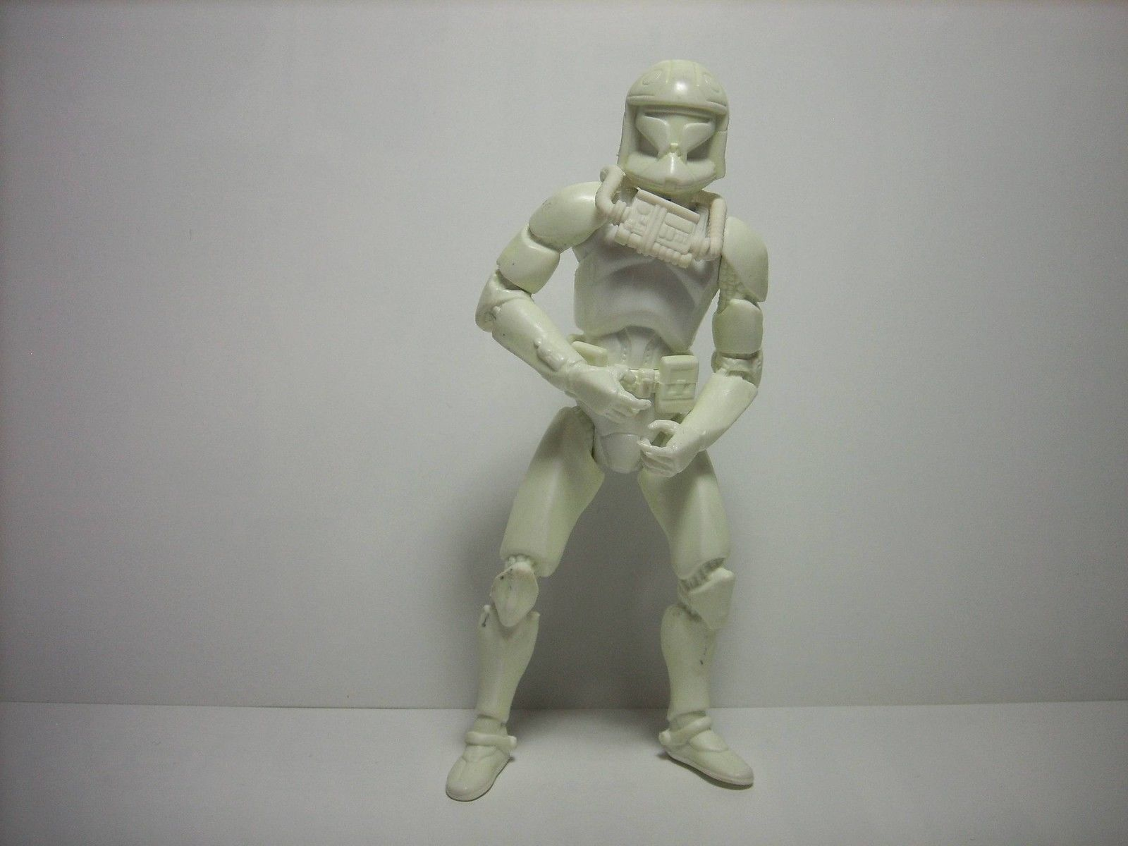 Star - wars - prototyp - klon trooper - 2002 - saga aotc kampfhubschrauber - pilot