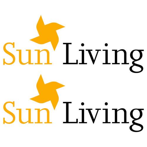 2 x SunLiving Old 65cm x 26,8cm aufkleber sticker wohnmobil camper wohnwagen