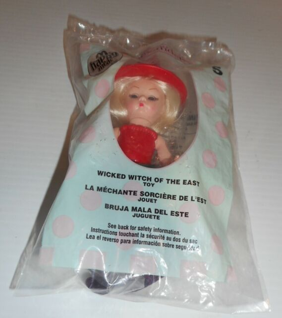 Madame Alexander Doll McDonalds Happy Meal Wicked Withch