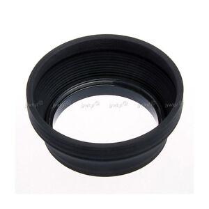 Pare-soleil-Caoutchouc-Silicone-pour-Objectif-Photo-Standard-diametre-77mm