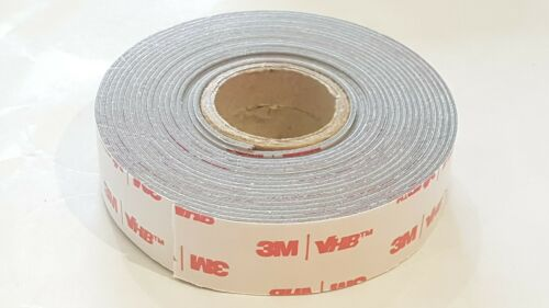 19mm x 3m 3M Scotch RP45 VHB Adhesive Tape Double Sided Sticky Foam Tape