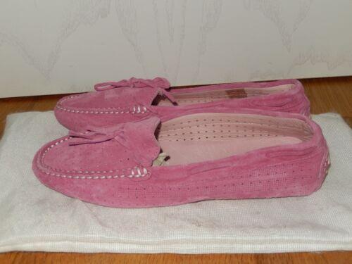 Kroll Pink Slipper Gr39 Neu Mokassin Rosa Suede thdQrsC