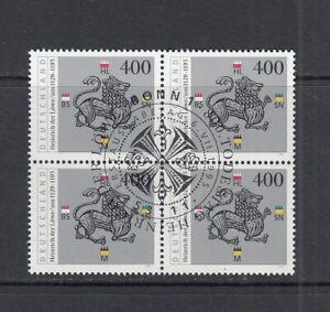 BRD-Mi-Nr-1805-zentrisch-gestempelt-ESST-Gummierung-4er-Block