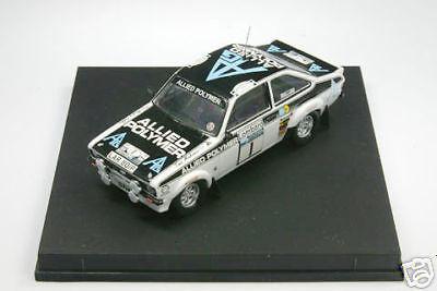 online al mejor precio 1 43 tr1014 ford Escort Mk II losverdaderos Rally RAC RAC RAC 1975  suministramos lo mejor