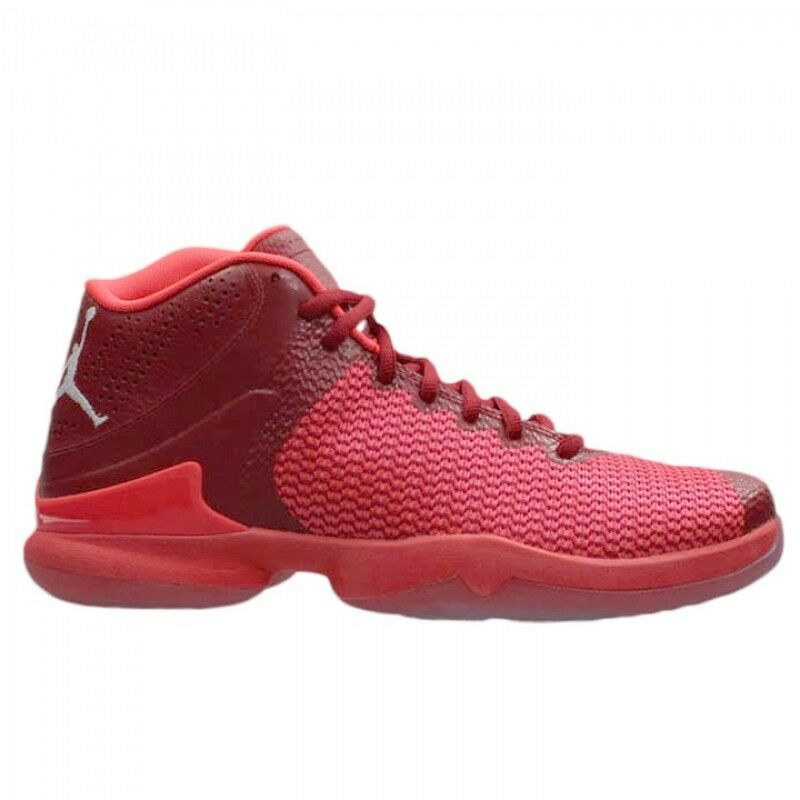 New Men's Jordan Super Fly 4 PO Shoes Price reduction  Gym Red/Infrared-White Comfortable and good-looking