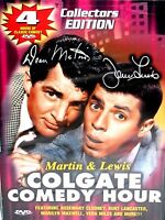 Martin & Lewis Colgate Comedy Hour 4 Hrs Comedy Tv Jack Benny Clooney Arnold