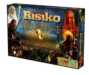 Risiko-Herr-der-Ringe-Special-Edition-Brettspiel-Spiel-Deutsch-NEU-amp-OVP