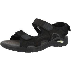 GéNéReuse Lowa Urbano Men Messieurs Travel Sandale Outdoor Chaussures Loisirs Black 410370-9999-afficher Le Titre D'origine ModéLisation Durable