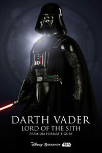 Sideshow-Star-Wars-Darth-Vader-Lord-of-the-Sith-Premium-Format-In-Stock