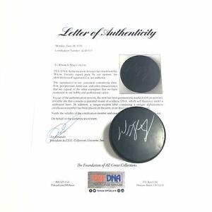 Wayne-Gretzky-signed-Hockey-Puck-PSA-DNA-Edmonton-Oilers-LOA-Autographed