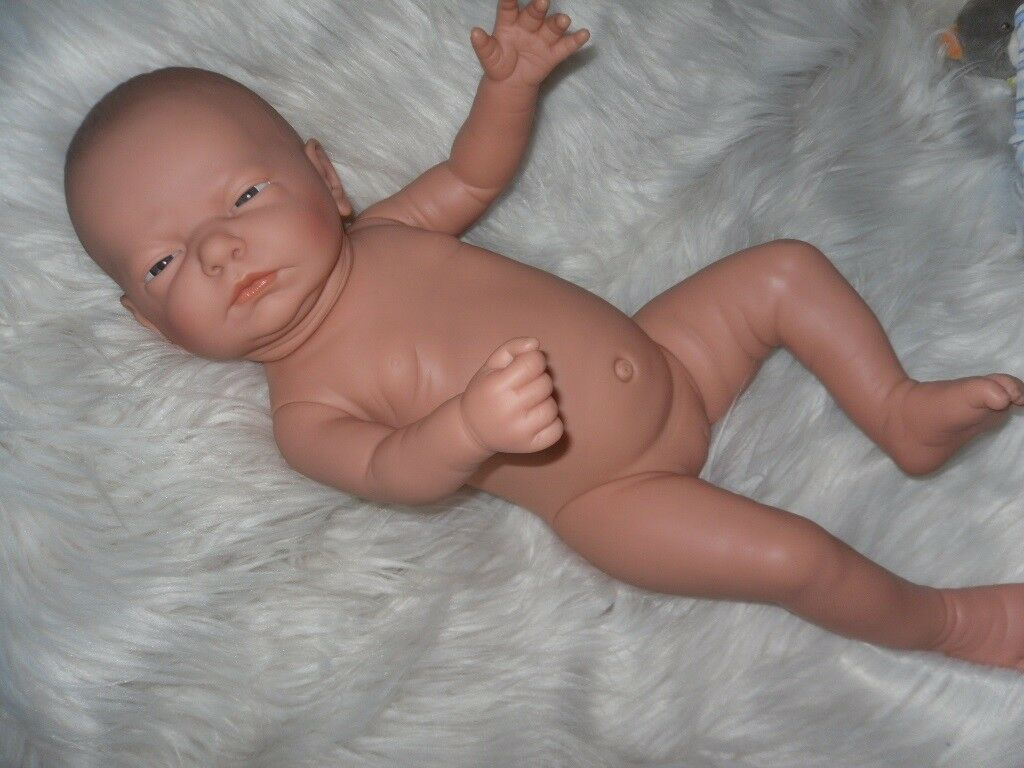 Happy Baby Baby Happy Newborn 1 Baby Bambola 52 cm pieno VINILE BAMBOLE BABY bambola gioco a13bbd