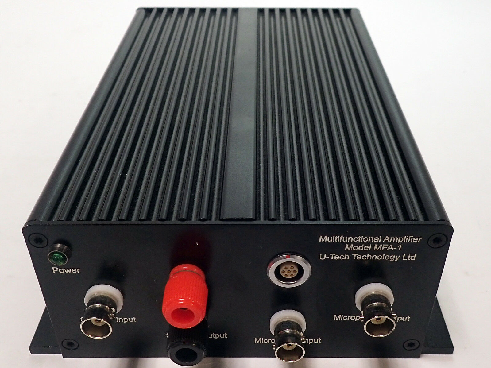 U-TECH TECHNOLOGIES MFA-1 MULTIFUNCTIONAL AMPLIFIER