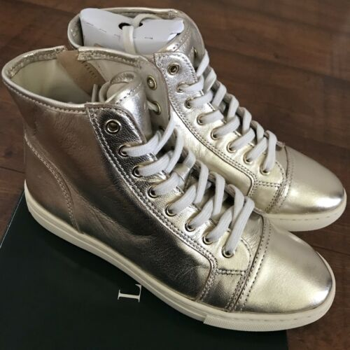 37 Size Ralph Eu Platino By Lauren Winnefred Sneakers £120 4 Bnwb 5 Uk qPgwYS