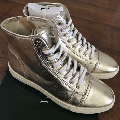 By Uk Sneakers 4 Lauren Winnefred Size Eu Ralph 5 37 Platino £120 Bnwb HqZxBw