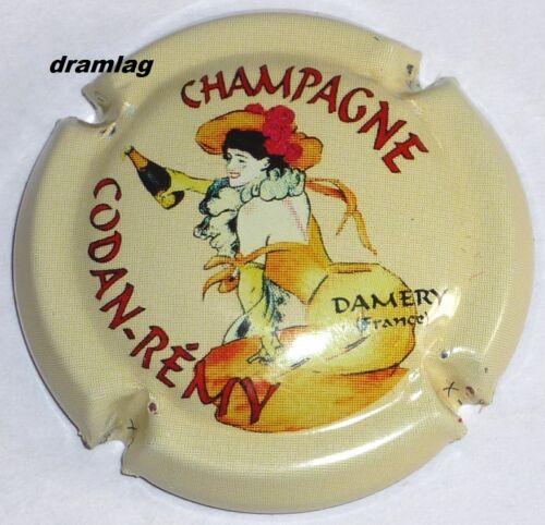 n°3 Magnifique !! Capsule de Champagne : Extra  !! à Damery CODAN REMY