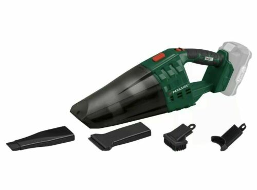 Parkside 20V Hand-Held Vacuum Cleaner BARE UNIT
