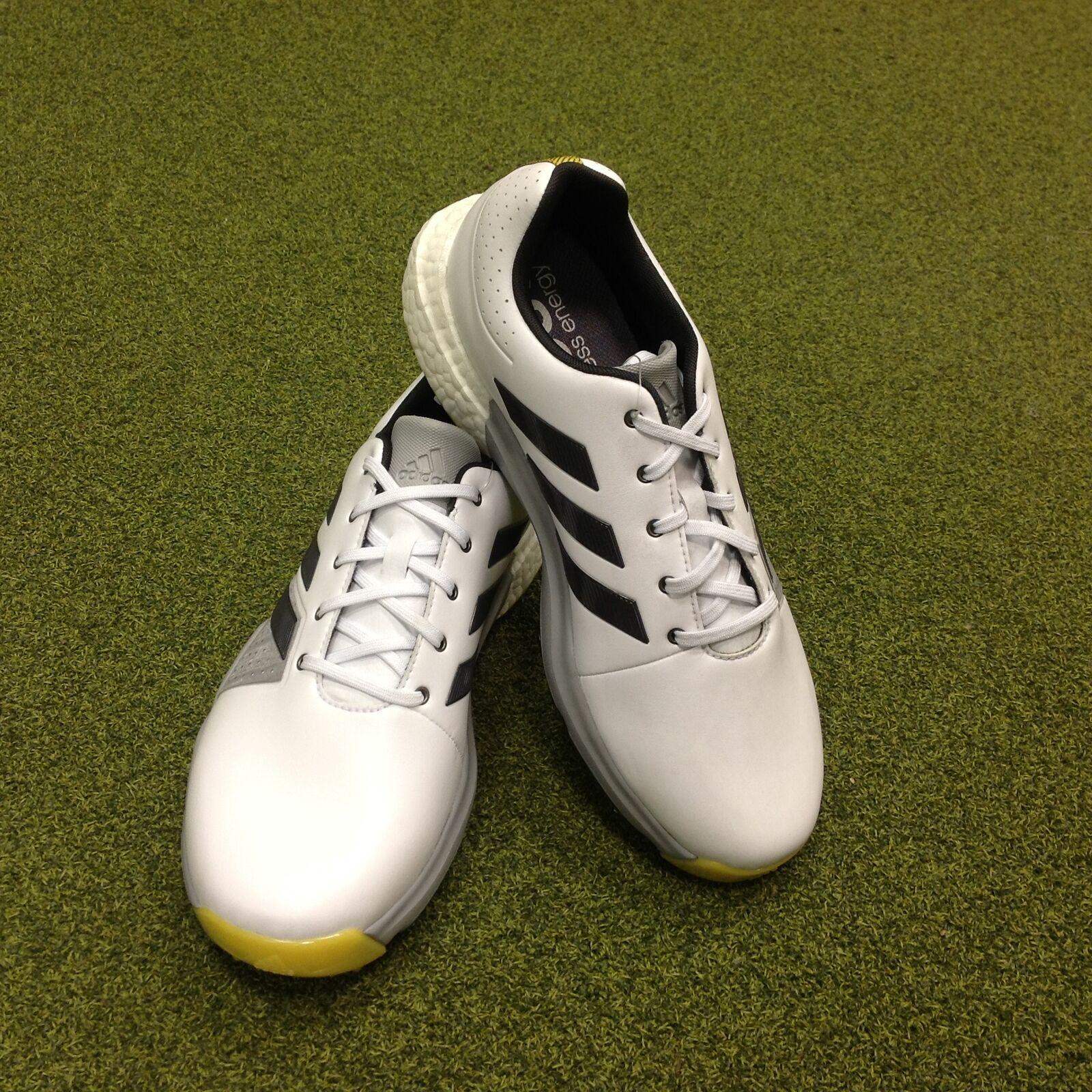 Nouveau - Adidas Adipower Boost 3 Chaussures De Golf-Taille (Large) - Nouveau US 9-/3 06d289