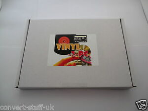Copy-Convert-Transfer-Vinyl-LP-Audio-Cassettes-Tapes-amp-Minidiscs-to-PC-CD-MP3