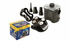 Wild and Wet 6V Battery Operated Air Pump with 3 Nozzles