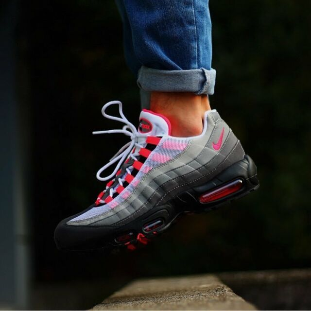 buy popular df6f2 dcc6a Nike Air Max 95 OG Unisex Shoes Trainers