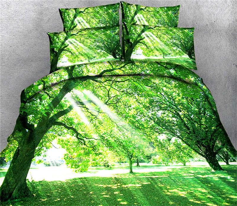 Former Instant Light 3D Printing Duvet Quilt Doona Cover Pillow Case Bedding Set