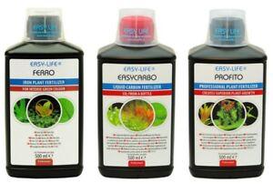 Easy-Life-Ferro-Easy-Profito-Easy-Carbo-3-er-Set-a-500-ml-Pflanzen-Duenger